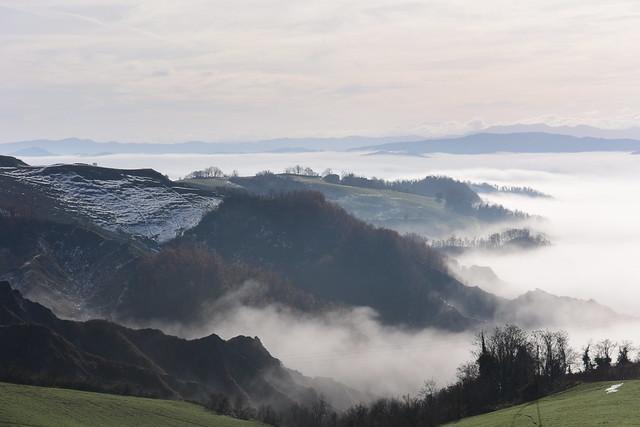 Montecalderaro (Castel S. Pietro T.),  Italy. 23 December 2018 019