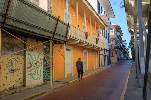Streets of Panama