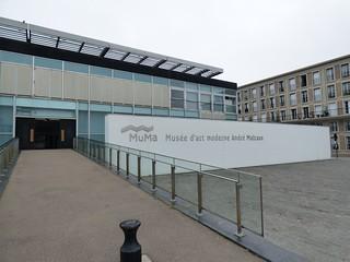 MuMa Musée d'art moderne André Malraux, Le Havre