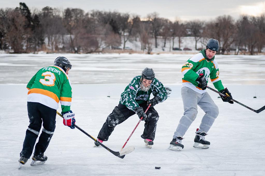 Us Pond Hockey Championship 2019 Lake Nokomis Minnesota Flickr