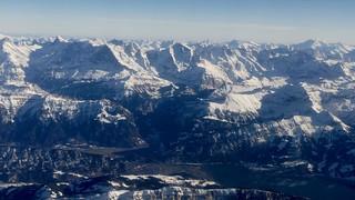 Eiger Mönch Jungfrau Bernese Oberland Swiss Alps Switzerland