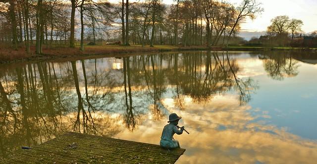 Abaumont - l'étang