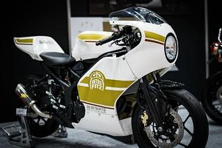 Tokyo Motorcycle Show 2019 -   GG Retoro FITZ   by Fotois.com / Dmaniax.com / 246g.com