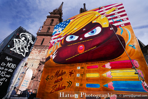 Basler Fasnacht-20190312 400 | by Hatuey Photographies