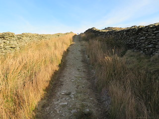12 - A steady climb northeast along Nanny Lane | by samashworth2