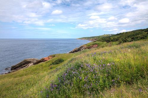 gulfofstlawrence gulfofsaintlawrence grandétang novascotia capebreton seascape ansedesphilibert landscape