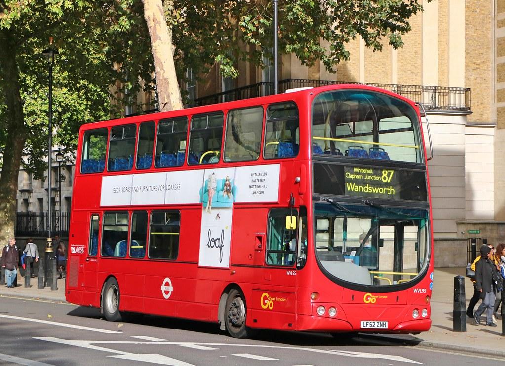 Go Ahead London General - WVL95 - LF52ZNH