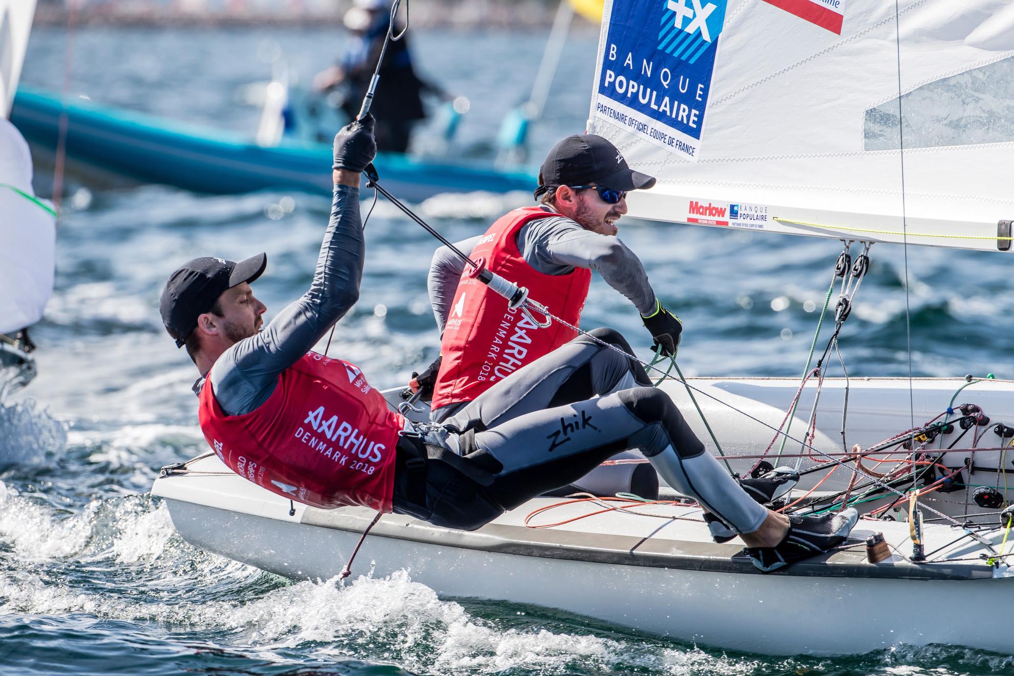 2018 Hempel Sailing World Championships