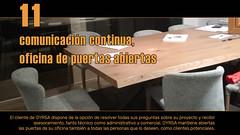 12 Comunicación continua, oficina de puertas abiertas