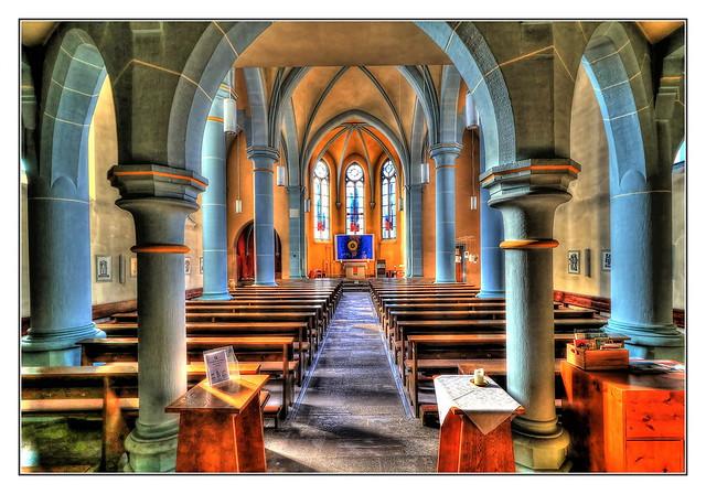 Eisenach - Pfarrkirche St. Elisabeth 05