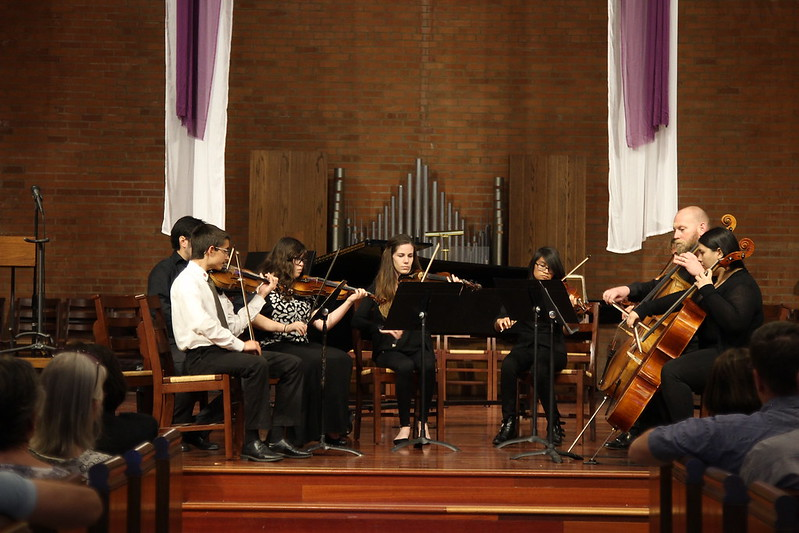 Stories & Music of Hope: A Community Concert presented by Rosie's House and Violins of Hope