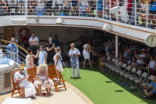 Crossing The Line Ceremony, Star Princess Cruise Ship | by neonbubble