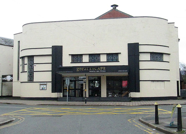 Former Pola Cinema, Welshpool