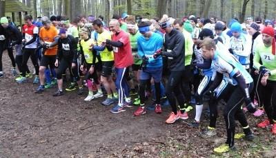Lesní hodinovka – 4. závod zlínského běžeckého seriálu