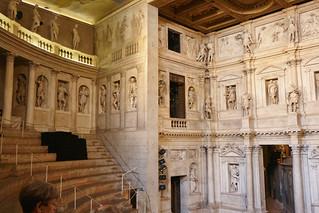 Palladio, Teatro Olimpico