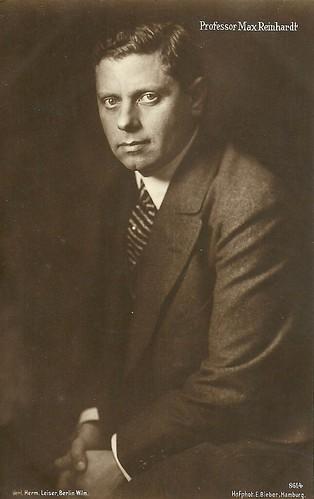 Max Reinhardt