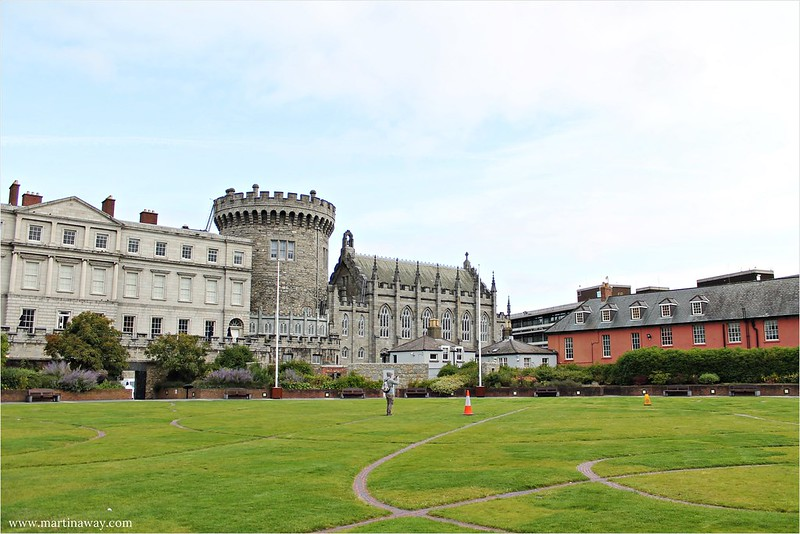 @ Dublin's Castle, Film ambientati in Irlanda