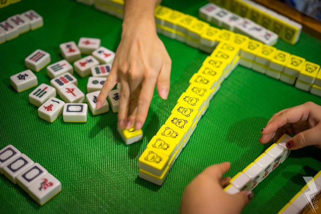 Rilakkuma Mahjong