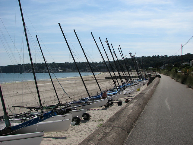 St Aubin's Bay, Jersey