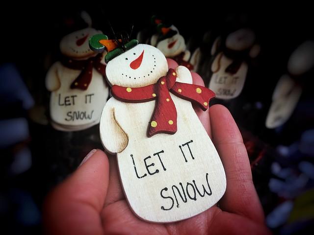 Or make it snow