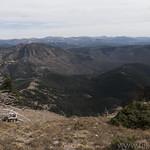 Views from Big Horn Peak
