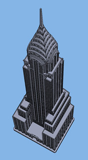 1:2000 Chrysler Building Top | by Doctor Octoroc