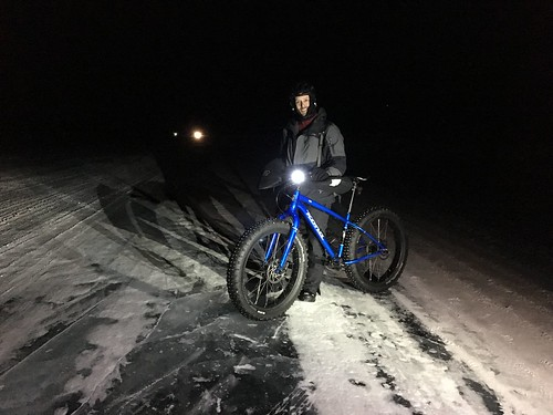 Frostbike Winter Cycling trip to Yellowknife, Northwest Territories | by Tom Babin
