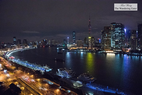 The Bund at late night taken from RuiKu | by thewanderingeater