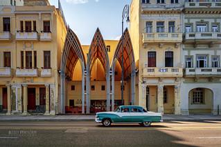 On the Havana streets..   by alvytsk