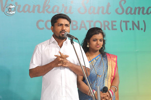 SNM Branch Mukhi Arun Kumar from Coimbatore, expresses his veiws