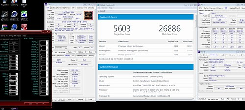 4000MHz C16-15-15-34-240 - Geekbench | by flankerp