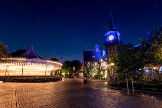 Disneyland Fantasy   by TheTimeTheSpace