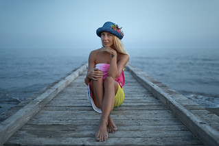Blue hat... | by mesanac76