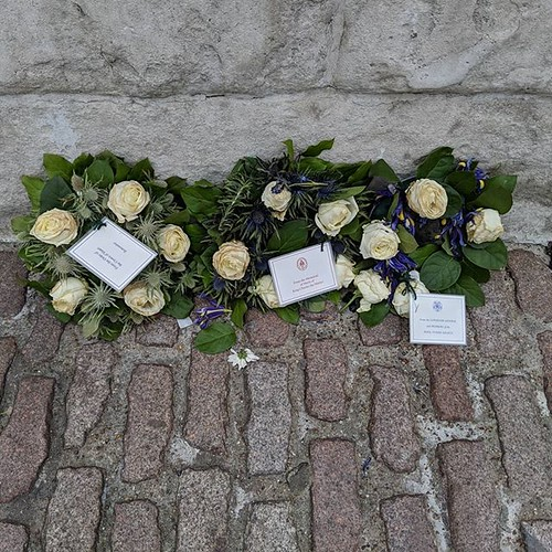 King Charles Wreaths | by Dave Cross