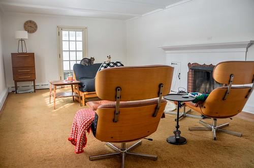 Repaint - Living Room