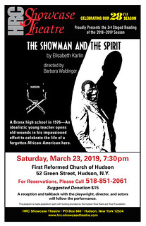 The Showman and the Spirit_Poster | by stewg2