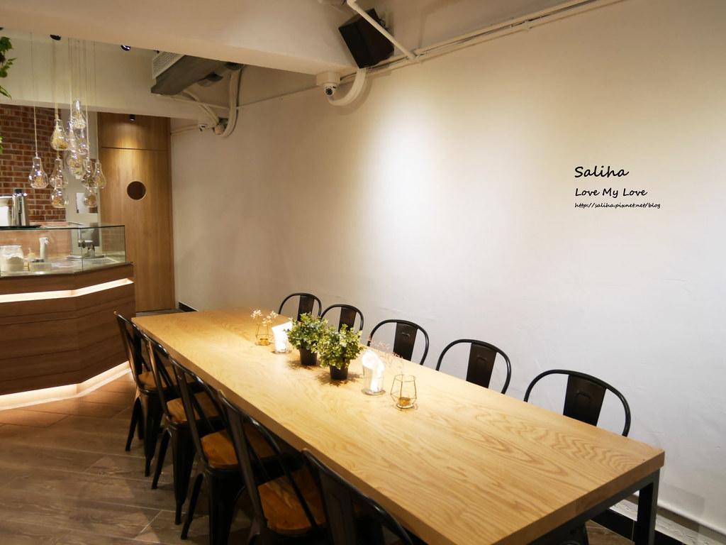 台北松山小巨蛋站餐廳咖啡廳甜點店Bubble Cafe (6)