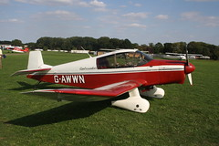 G-AWWN SAN Jodel DR1050 [398] Sywell 010918