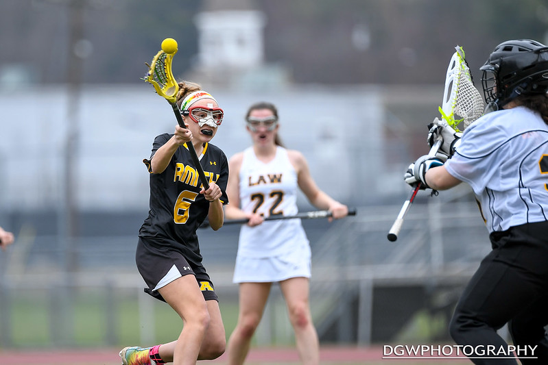 Amity High vs. Jonathan Law - High School Girls' Lacrosse