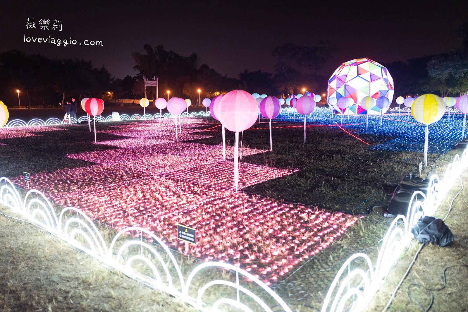 【屏東 Pingtung】2019屏東燈會千禧公園 綵燈節 幾何童趣浪漫燈海 @薇樂莉 Love Viaggio | 旅行.生活.攝影