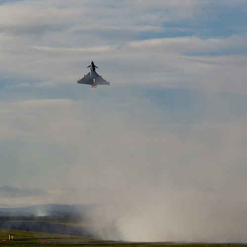 ZK369 Typhoon, Lossiemouth | by wwshack