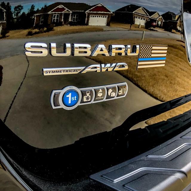 My First Subaru