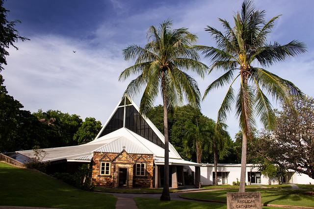 Christ Church Cathedral, Darwin