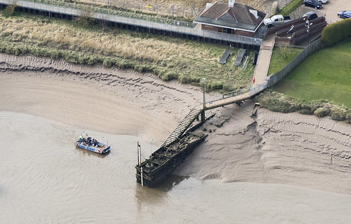 kingslynn greatouse river ferry jetty norfolk lynnferry above aerial nikon d810 hires highresolution hirez highdefinition hidef britainfromtheair britainfromabove skyview aerialimage aerialphotography aerialimagesuk aerialview drone viewfromplane aerialengland britain johnfieldingaerialimages fullformat johnfieldingaerialimage johnfielding fromtheair fromthesky flyingover fullframe aerialimages john fielding