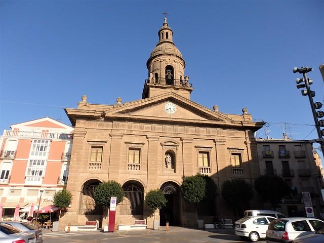 Calahorra - Iglesia de Santiago.