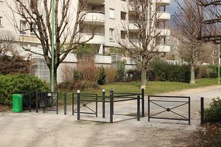 Georges Pompidou park   by kkorkmazk