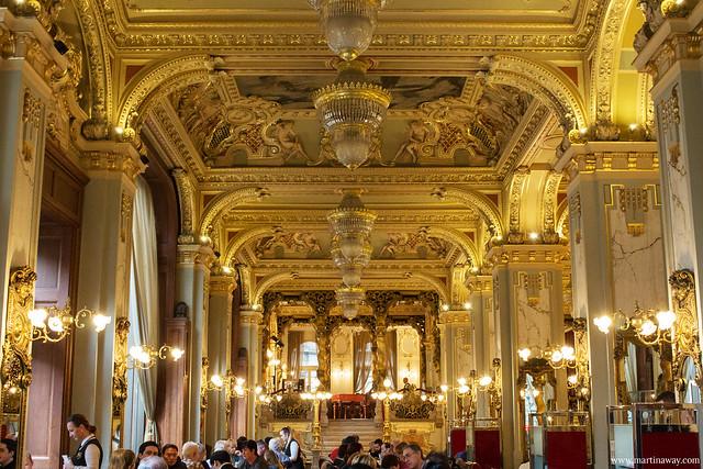 New York Café, film girati a Budapest