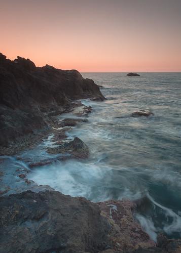 reef seascape tide sunset goldenhour sea