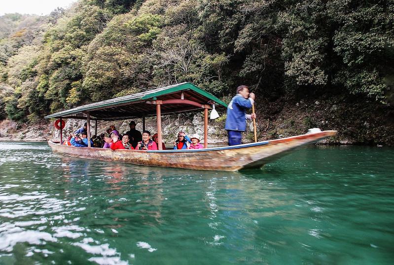 保津川遊船 3