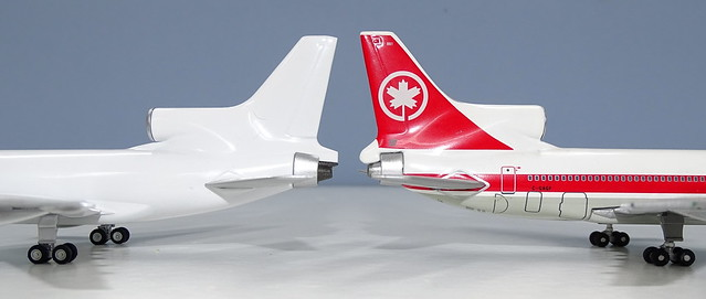 Lockheed L-1011 Tristar 500 NG vs Blue Box
